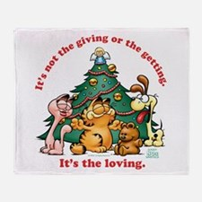 It's The Loving Throw Blanket