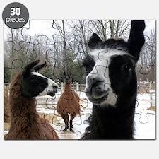 Llamas larger Puzzle