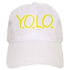 YOLOpngyellow Baseball Cap