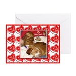 Valentine's Day Greeting Cards (Pk of 10)