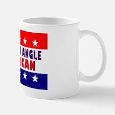 RectangleStickerSharronAngleAmerican Mug