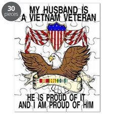 HUSBAND VET RIBBONS Puzzle
