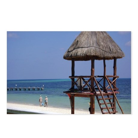 5-Mexico-for-Mousepad Postcards (Package of 8)