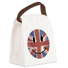 smilebritis Canvas Lunch Bag
