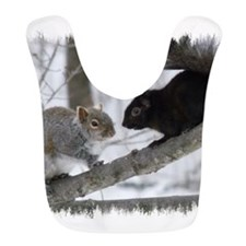 Black Squirrel Bib