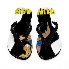 dumbassBCK Flip Flops