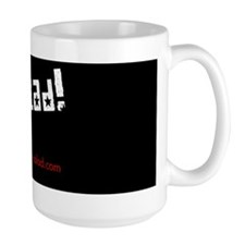 2-viva la tater square Mug