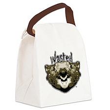 wwlogo1 Canvas Lunch Bag