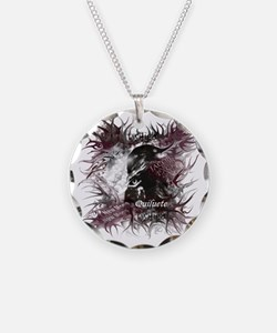 New Moon Jacob Wolf Necklace