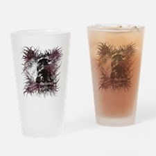 New Moon Jacob Wolf Drinking Glass
