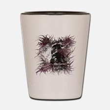 New Moon Jacob Wolf Shot Glass