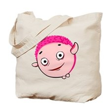 Helium in bathing cap Tote Bag