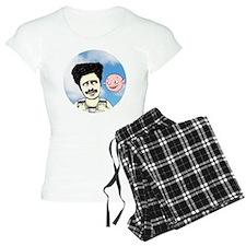 Strindberg and helium on va pajamas