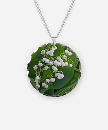 lilyofthevalley Necklace