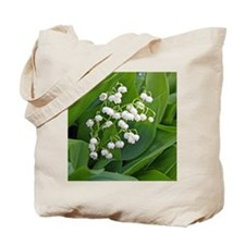 lilyofthevalley Tote Bag