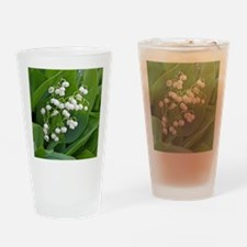 lilyofthevalley Drinking Glass