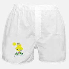 Garden Chicks Boxer Shorts
