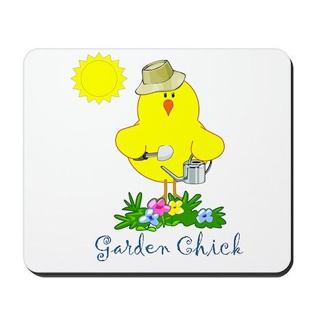 Garden Chicks Mousepad