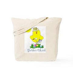 Garden Chicks Tote Bag