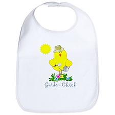 Garden Chicks Bib