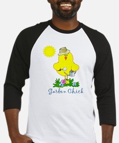 Garden Chicks Baseball Jersey