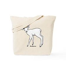 herbivore_fawn Tote Bag