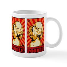 Obey the POODLE! Propaganda Mug