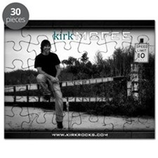 Kirk McFee poster Puzzle