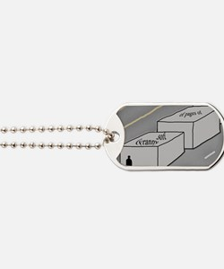 tankman copy Dog Tags