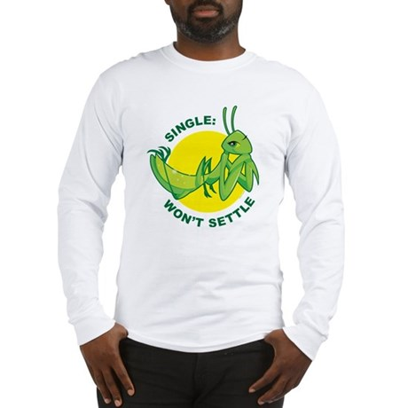 Single Long Sleeve T-Shirt