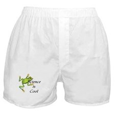 Science is Cool Boxer Shorts