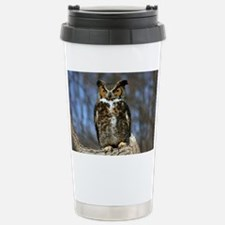 Wise Old Owl Travel Mug