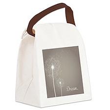 Dandelion 2  Canvas Lunch Bag