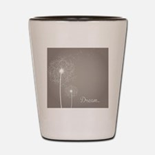 Dandelion 2  Shot Glass