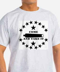 Cannon Come And Take It T-Shirt