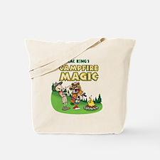 Campfire shirt 2 Tote Bag