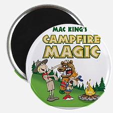 Campfire shirt 2 Magnet