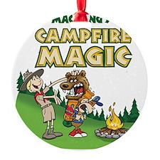 Campfire shirt 2 Ornament