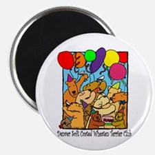 Cute Wheaten terrier Magnet