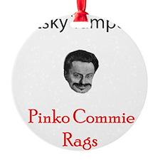 2-trotsky Ornament