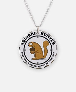 squirrel_hunter_v1 Necklace