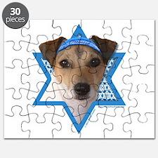 Hanukkah Star of David - Jack Puzzle