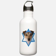 Hanukkah Star of David - Jack Water Bottle