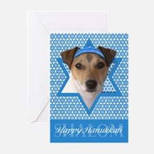Hanukkah Star of David - Jack Greeting Cards (Pk o