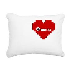 IHeat8-bit Rectangular Canvas Pillow