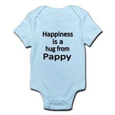 Happiness is a hug from Pappy Body Suit