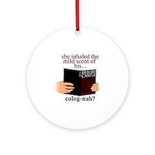 castlecologne Round Ornament