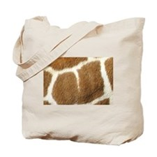 giraffe print Tote Bag