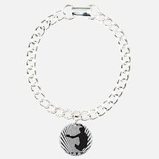 Baller Charm Bracelet, One Charm