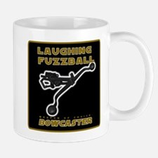 Laughing Fuzzball Mug